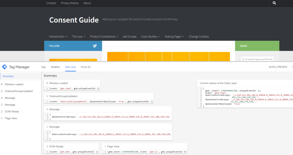 Tag Manager Delayed Script Loading - Consent Guide